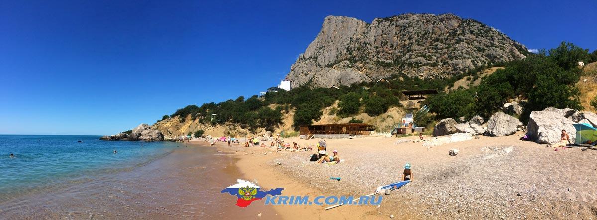 Батилиман Пляж