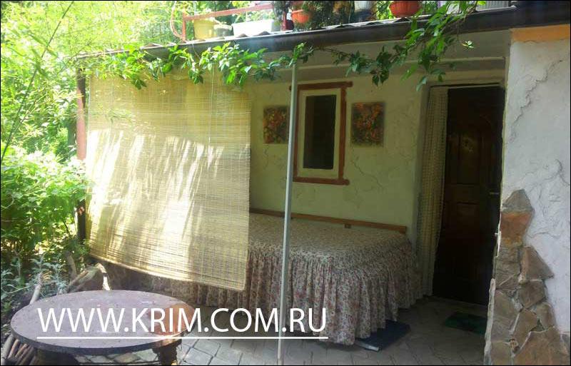 Недорогие дома в Гурзуфе