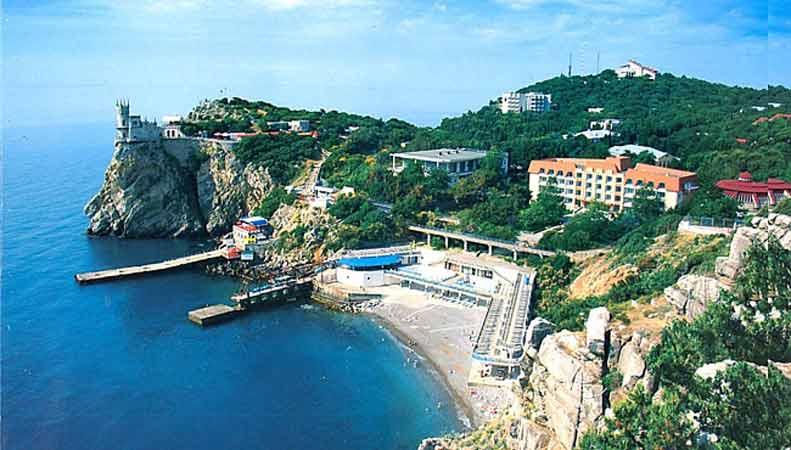 Отдых в Крыму цены 2018 у самого моря отели все включено ...