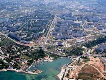 Севастополь. Бухта Омега