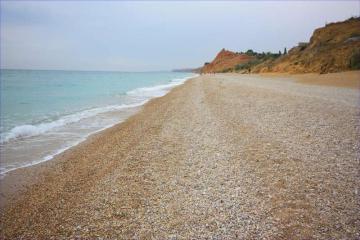 Пляжи Любимовки