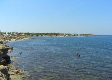 Дикие пляжи Парка Победы