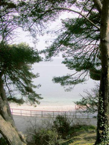 Пляжи Фороса