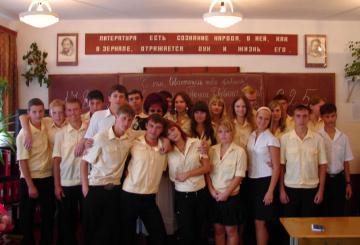 Школа 34. Севастополь. Выпуск 2008 г