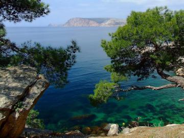 Чистейшая вода в Балаклаве