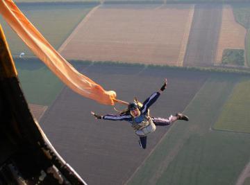 Первый прыжок Константина Прилепсеого
