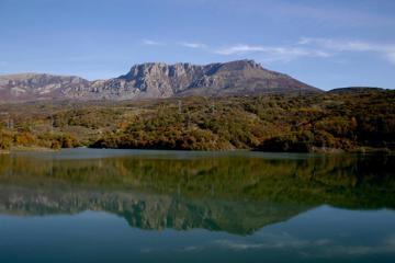Озеро в Алуште