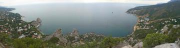 Панорама Кацивели