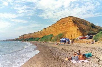 Пляжи в Андреевке