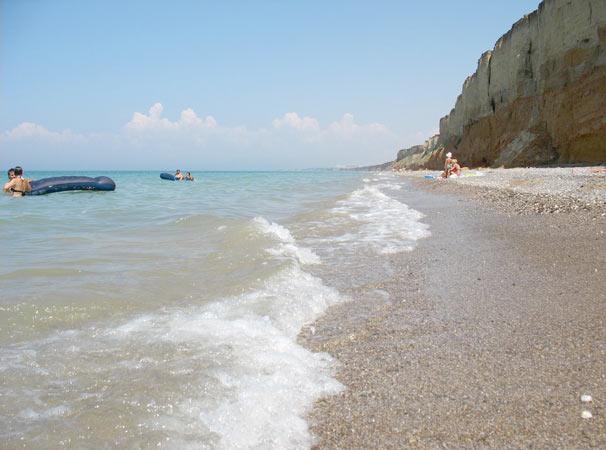 Бахчисарайский район береговое пляжи 37